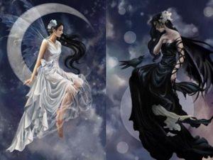 Феномен Черной Луны