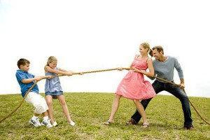 Гармонизация отношений с родителями