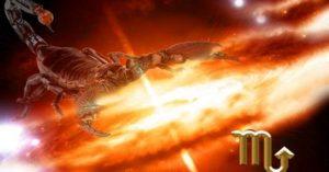 Транзит Солнца по знакам Весы и Скорпион